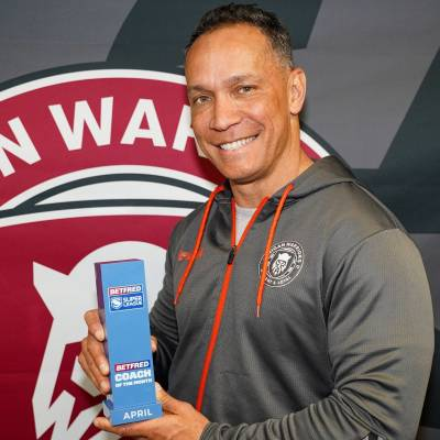 Lam awarded Coach of the Month
